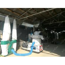 wood pellet production equipment