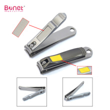 China for Titanium Nail Clipper High quality titanium coating trim nail clipper supply to Portugal Manufacturers