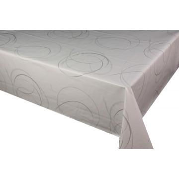 Printed Table Covers With Flannel Backing