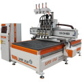 4 heads wood cnc router prices
