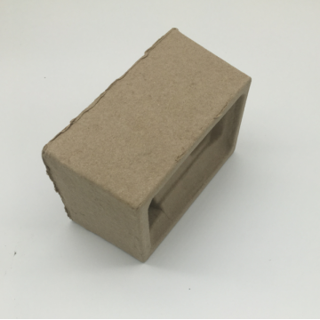Top quality wet press paper pulp tray package