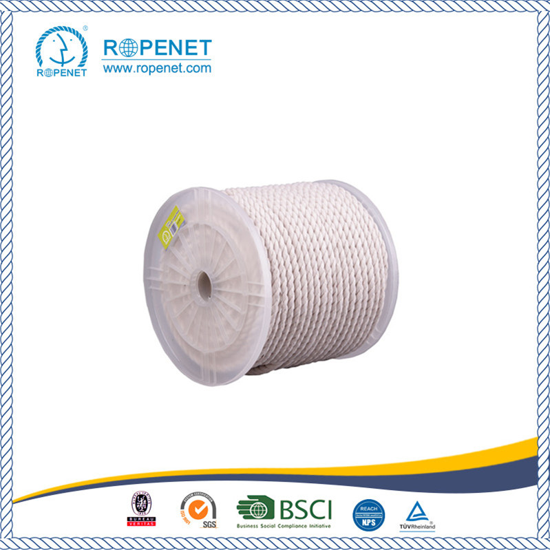 Natural Color Cotton Twisted Rope Hot Sale