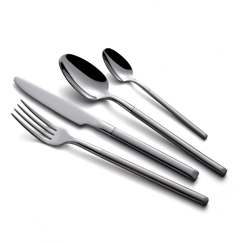 24 PCS Stainless Steel Cutlery Set