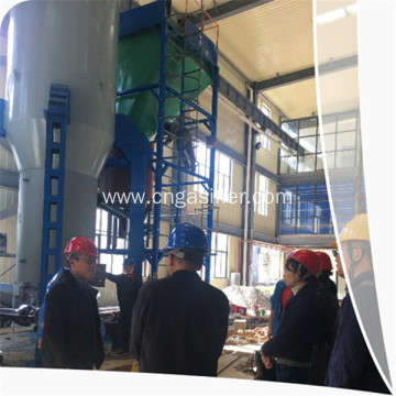 800KW Rice Hull Biomass Gasifier Electricity Generator