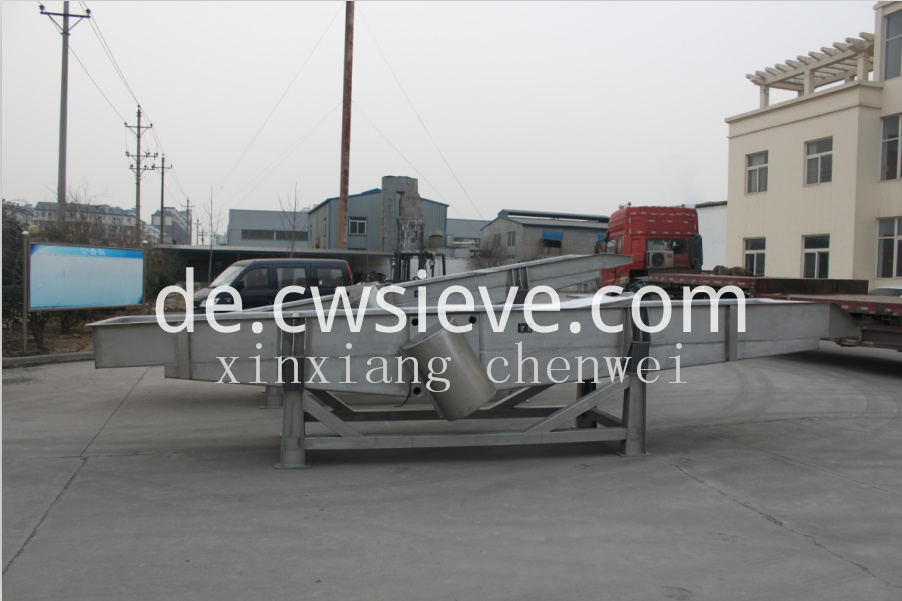 Low Price Vibrating Feeder