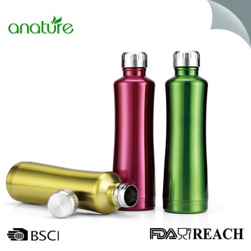 Premium Ecofriendly Double Wall Vacuum Insulated Water Bottle