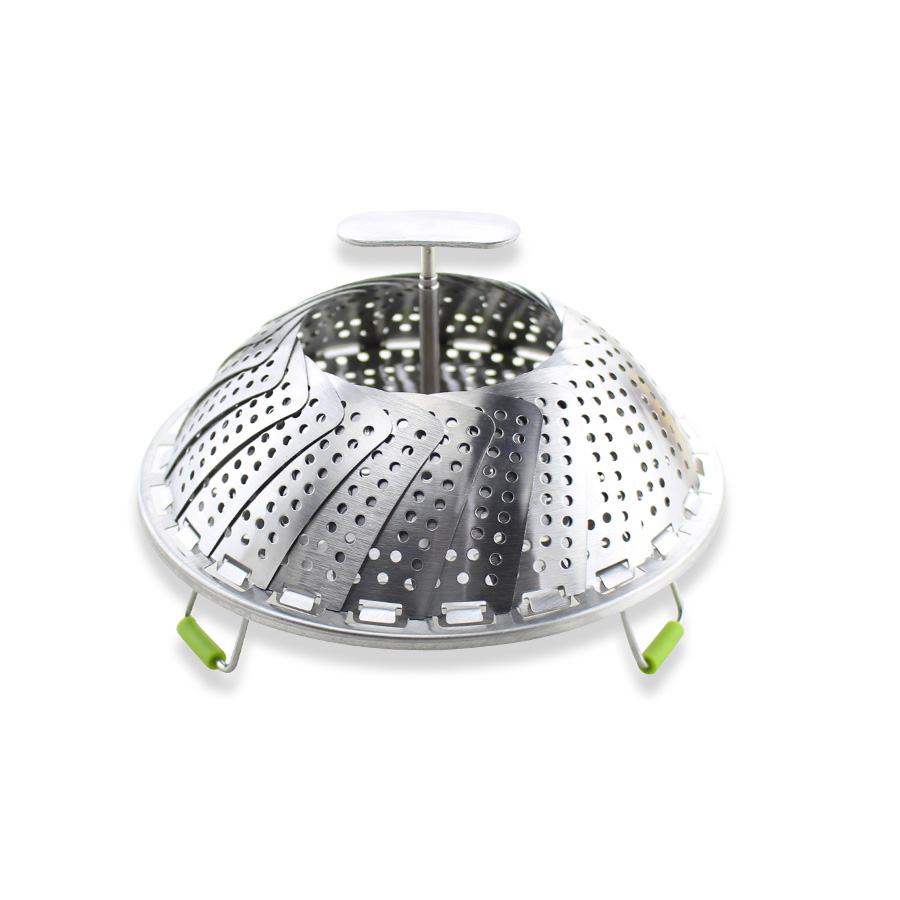 Stainless Steel Vegetable Steamer Basket Insert for Pots