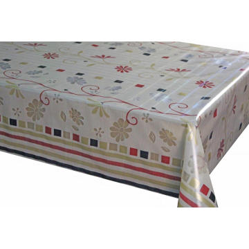 7D Meiwa Printed christmas Tablecloths
