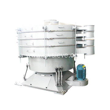 Stainless steel powder tumbler vibro screen