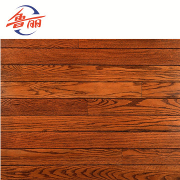 Different color solid wood flooring