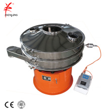 Ultrasonic vibrating screen sieve shaker adalah principle