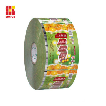 Flexible Food Packaging Roll Film