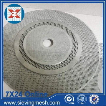 Wire Mesh Filter Discs