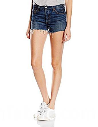 550high Waisted Ladies Casual Blend Capris Jean