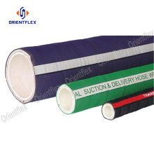 1 1/2 in uhmwpe chemical composition rubber hose