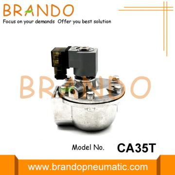 CA35T Electromagnetic Pulse Diaphragm Valves