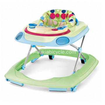 Multifunction Round Baby Walker