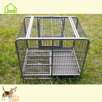 Large foldable pet dog cage with high quality