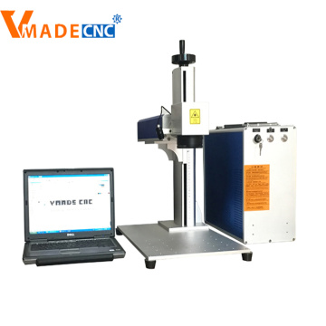 Best quality cover mini fiber laser marking machine