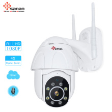 4X Digital Zoom Speed ​​Dome Wireless PTZ-kamera