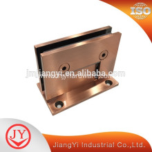 Free sample for Supply Shower Hinge, Glass Hinges, Shower Door Hinges from China Supplier Stainless Steel Glass Door Clamp Hinge export to Armenia Manufacturer