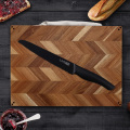 8'' Black Oxide Kitchen Bread Knife