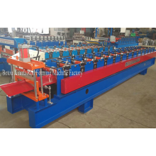 Customized for V Type Ridge Cap Making Machine Hydraulic Cutting Ridge Cap Roll Forming Machine supply to Guinea Importers
