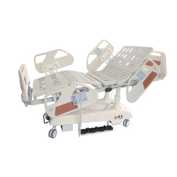 Multifunction electro hospital bed