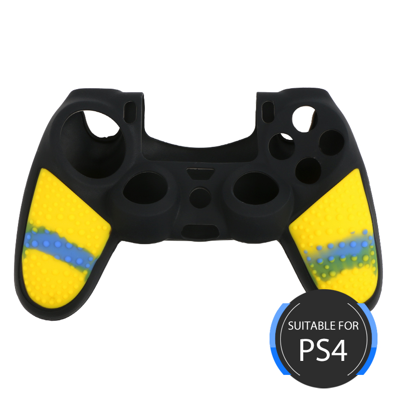 Soft&Smooth Silicone PS4 Controller Case