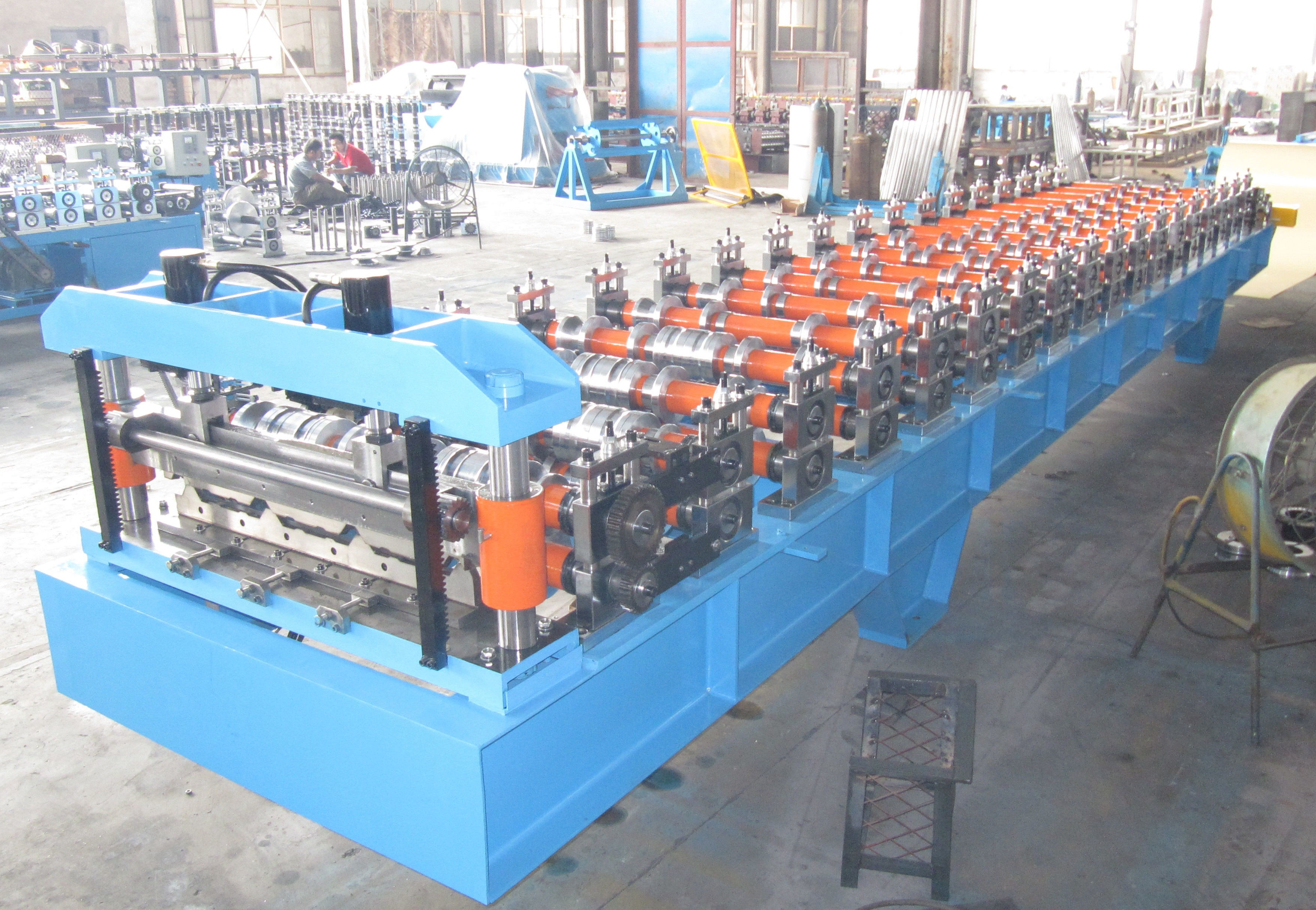 ROOF SHEET LONG SPAN MACHINE