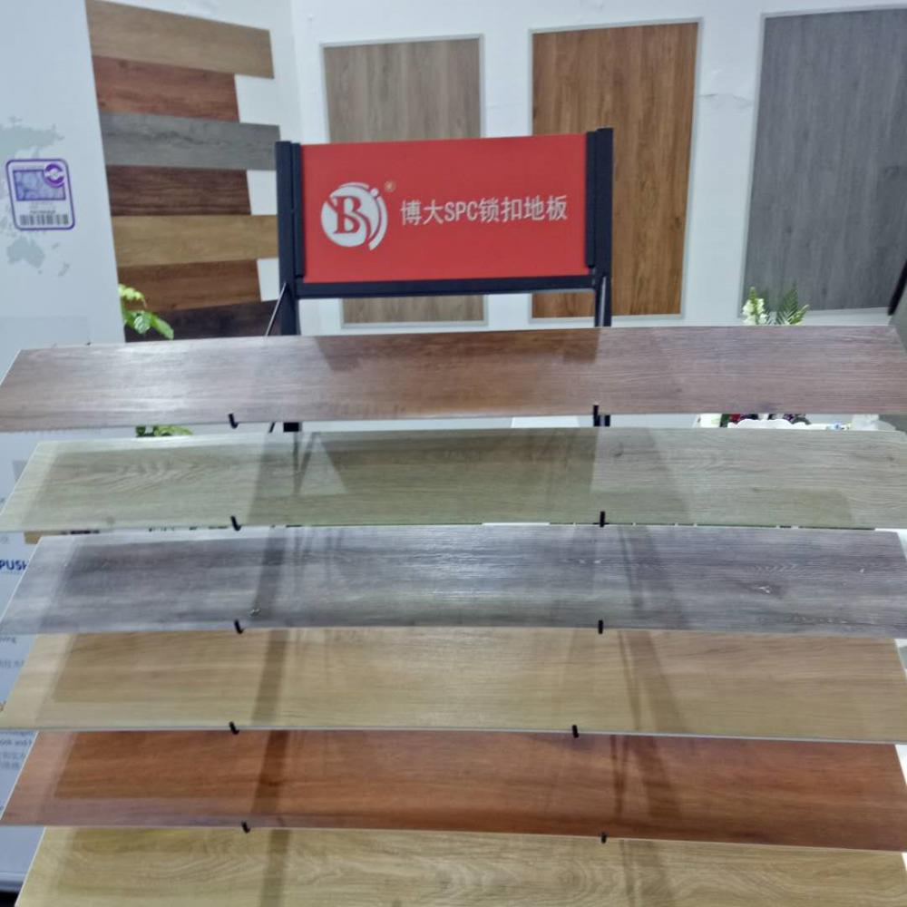 vinyl Laminated Spc Flooring Tile planks