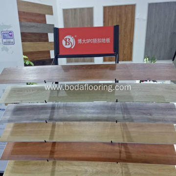 Virgin material Vinyl Rigid Core Spc Plastic Flooring