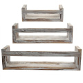 Rustic Wall Mount Shelf for Bathroom Bedroom Living Room Kitchen Office and More Floating Shelf Wall Hanging Shelf