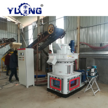 Yulong Xgj560 Wood Pellet Machine Biomass