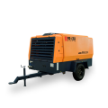 diesel engine driven portable 13bar screw air compressor
