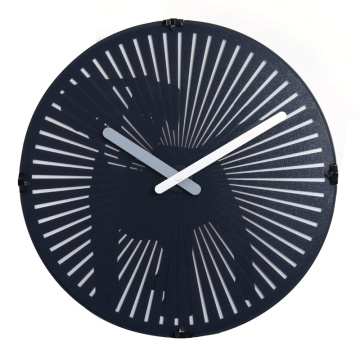 Dog Moving Wall Clock with Light