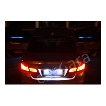 LED atmosphere strip lights for BMW 5 Series