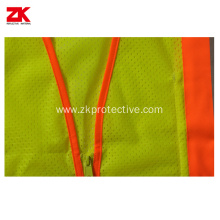 Luminous ANSI/ISEA Safety reflective waistcoat