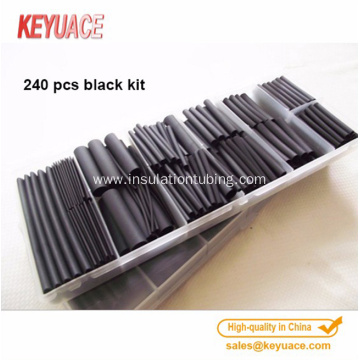 240pcs heat shrink tube adhesive lined dual