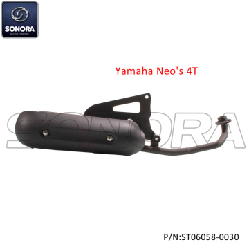 Yamaha Neo's 4T Exhaust (P/N:ST06058-0030) Top Quality