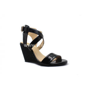 Classic Ladies Heels Wedge Sandal