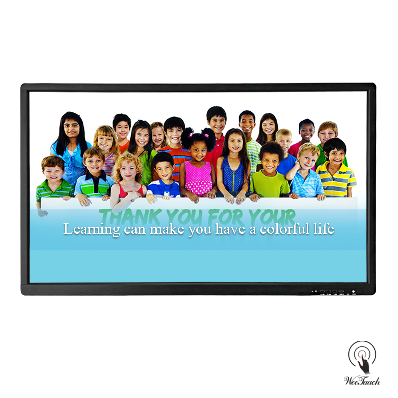 55 inches user-friendly infra-red screen