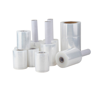 mini banding stretch hand wraps film rolls
