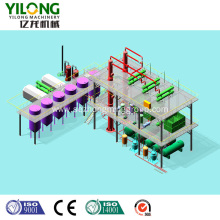 Used Engine Oil Refining Filtering Machine