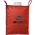 Jumbo bulk bag for PET
