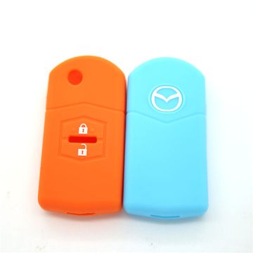 Mazda car key fob case cover replacement silicone