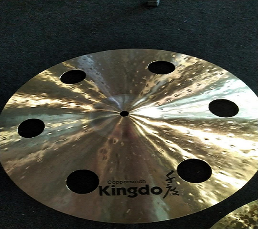 O-ZONE cymbals