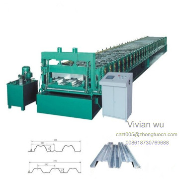 Decking floor roll forming machine Phillipines