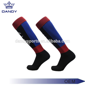 China for Black Rugby Socks cotton custom men rugby socks supply to Cameroon Exporter