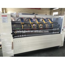 Auto paper feeder thin blade slitter scorer machine